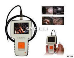 Borescope without mirror