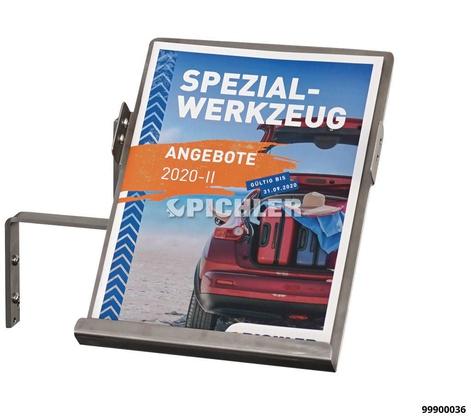 Modul 4.1 Sac à brochures latéral revêtu gris