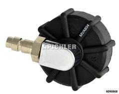 Universal master MITYVAC cylinder adapter