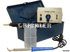 Kunststoffschweißer Set EASY FIX PLUS Reparaturkit zum verschweißen von Plastikteilen Set inkl.Lötkolben