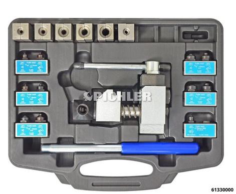 Doppel-Bördelgerät Mod. E Für Leitungs-Ø von 4,75 bis 12 mm für Motorräder, PKW, NFZ