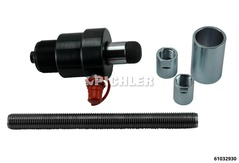 Mounting set for BMW drive shafts hydraulic