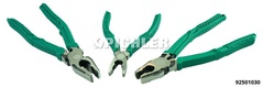 "PLIERS WITH SPECIAL PROFILE ""JP"" 160mm, 204mm & 180mm"