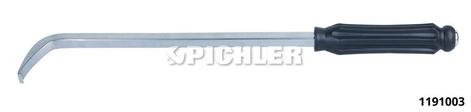 Hebel- u. Montiereisen NFZ Form Gr.3 - 610 mm x 60°