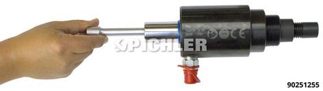 Vérin hydraulique 18t traction/compressi retour automatique, 2,8KG, course 50mm