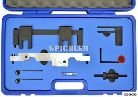 Steuerzeiten-Werkzeug Set BMW 1er E81/82/87/88 - 3er E90/91/92/93 5er E60/61 - N43 B16A/AA, N43 B20A/