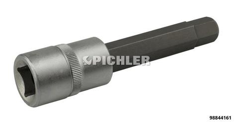 Steckschlüssel 1/2 Inbus 11,0 mm Länge 100 mm