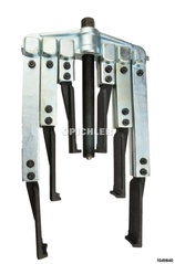 Puller Krallex model D2 two legs Span 50 - 160 mm, Legs 150 / 220 / 300mm Jaw thickness 5,0 mm with 6 legs (2 each)