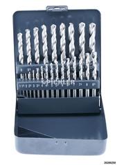 Bohrkassette 1-13 mm 25-teilig HSS Cobalt DIN 338 RN