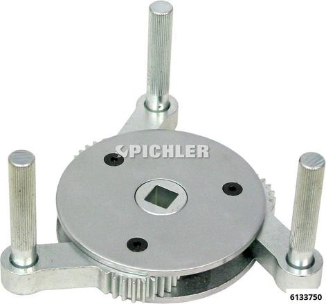 """Trockenfilter-Spinne NFZ Antr.1/2""""  95 mm - 160 mm verstärkte Ausführung !!"""