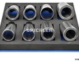 Montagehülsen-Satz zur verkantungsfreien Montage von Bremsscheibe  Bremstrommel m.integrierten Radlagern RENAULT/PSA