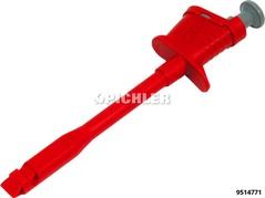 Einstechhilfe f.Stromprüfer m Spezialstahlspitze (rot)