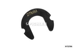 Rack End Remover and Installer Adapter 27 mm