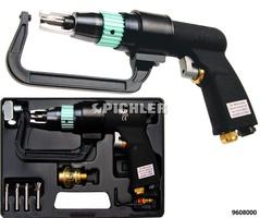 Schweisspunktlösewerkzeug im Koffer mit 4 Stk. Fräser
