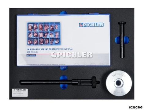 Injektor Dichtring Sortiment UNI, 450-tlg.
