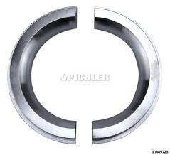 Bague de montage 2 pcs, p.roule de roue Peuge Expert, Citro Jumpy, Toyo ProA