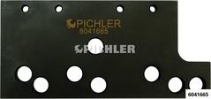 Kombi Bohr-u.Aufspannplatte für M8x1 Fiat / OPEL Glühkerzen-Ausbohrwerkzeug