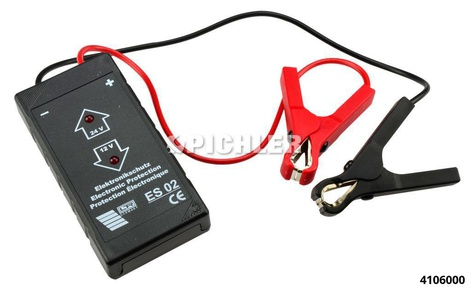 Elektronik-Schutzgerät ES02 Kombi 12 und 24 Volt
