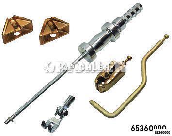 Ausbeulsystem mit Zughammer komplett 5-teilig