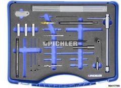 Glühkerzen Ausbohrsatz BASIC für M9x1