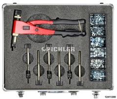 Gewindenietzange für Muttern & Schrauben komplett im Koffer MFX 360