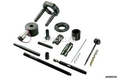 Injektor-Demontage FORD 2.0 TDCI Inkl. 12t.Hydraulik-Zylinder