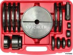 Radlager-Werkzeugsatz VAG Fabia, Lupo, Audi A2 kpl. Halbschalen,Hülse,Druckstk.