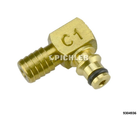 Adapter C1 für Bosch Injectoren Rücklaufmengenmessung 1 Stück
