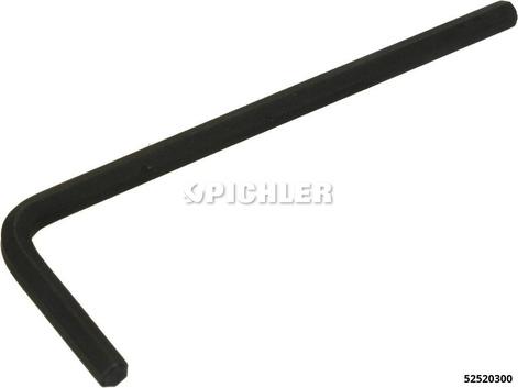 Winkel-Inbusschraubendreher Mod. C  3,0 mm