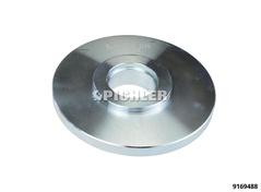 Disque d'appui étagé sans roulement avec perçage central passant, démontage moyeux et roulement de roue VAG