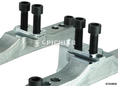 Bremsscheibenabzieher von Ø260 - 330 mm Ergänzung ohne Brücke