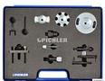 Steuerzeiten Werkzeug VAG 2.7 / 3.0TDi V6, 4.0 / 4.2TDi V8
