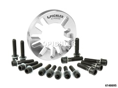 Universal Supplementary Spacer Set 16-pc with long screws and washers
