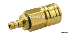 Adapter Plug-In Nipple Euro to Quick Connection Coupling NW 5