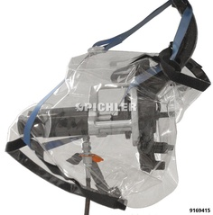 Safety Cover with Catch Strap