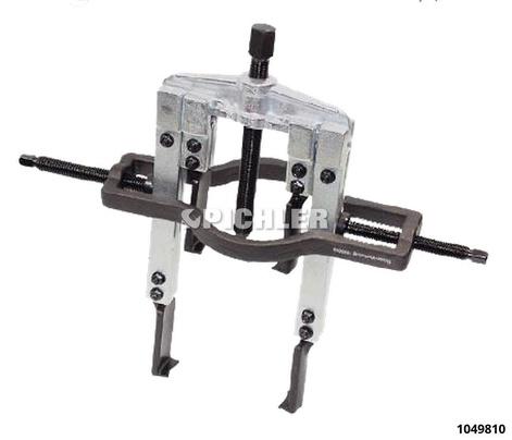 Extractor Krallex model F / S in a steel box