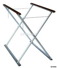 A Folding Tray Table for e.g. body parts and the like