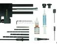 Klemmschrauben-Ausbohrwerkzeug VAG inklusive Reinigungsbürsten