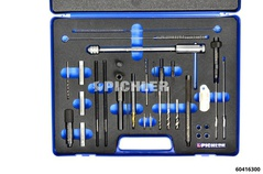 Universal Glow Plug Drilling Out Kit M8x1