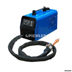 Induction Heater 3,5kW - 230V, water cooling system