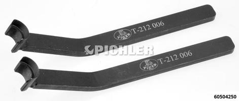 Leitungs-Lösewerkzeug Krafstofffilter Hebelpaar für z.B Fiat und Opel