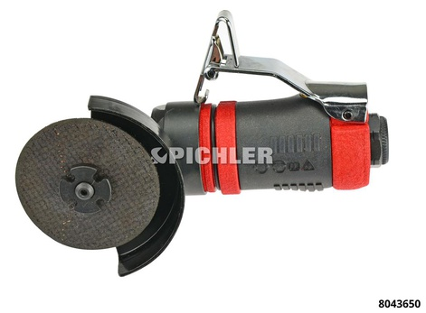 "Pneumatic Angle Grinder ""MINI-FLEX"" for grinding and cutting"