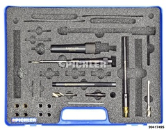 Supplementary Glow Plug Removal Kit M10x1.25 to M10x1