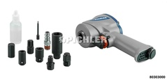 XS-Multi impact wrench incl. 5 plug in adapters