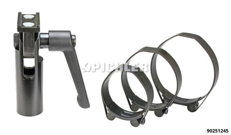 Halterung für Hydraulikzylinder Ø65-100 mm