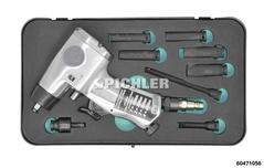 Druckluft VIBRO AUSDREHER DL-Schlagschrauber 1/4 Set zum Lösen von Glühkerzen