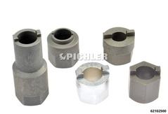Nut Socket Set 5 pieces for Shock Absorber Repair