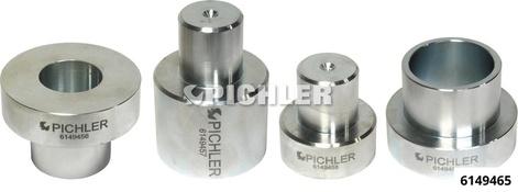 Kugelbolzen Druckstücksatz 4-tlg. unten RENAULT Master OPEL Movano ohne Grundgerät