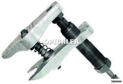 Kugelgelenk-Abzieher NFZ Mod. HZ1 ohne Zylinder für Modelle bis 18 Tonnen