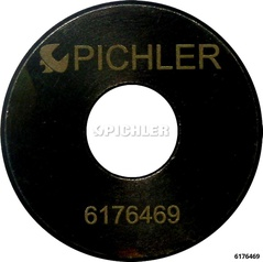 Lageradapter ø12mm für Kugellager